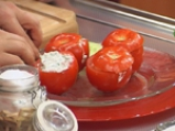 Пълнени домати с млечна салата 5