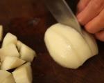 Карфиолена супа с горгонзола 6