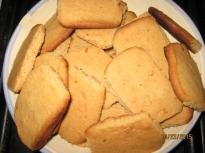 Бисквити с фъстъчено масло
