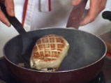 Кълцан стек с гъби 2