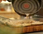 Маринована херинга със зелева салата 4