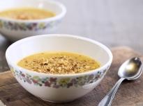 Супа от карфиол с лешници