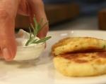 Картофени кюфтета със сметанов сос 7
