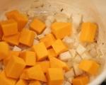 Супа от тиква с киноа 2