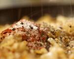 Пълнен лук с ориз и орехи 8