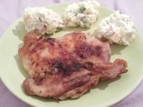 Пиле по френски