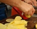 Хрупкави картофени кошнички