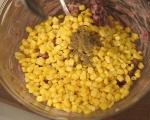 Кюфтета от червен боб и царевица