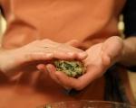 Зеленчукови кюфтета с чеснов сос 4