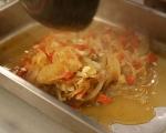 Пилешки бутчета с маслинова паста на фурна 3