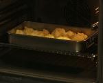 Смачкани картофи със сос от авокадо и чесън 2