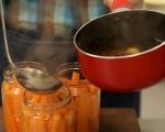 Бърза туршия от моркови 4