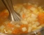 Крем супа от целина и моркови 2
