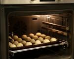 Кардамонени хлебчета с крем от марципан (Семла) 5