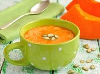Тиквена супа