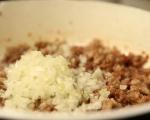Спагети с кайма и маслини 3