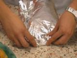 Мус от тиква с крем брюле 2