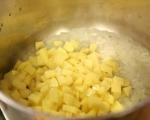 Финландска супа със сьомга 2