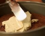 Орехова торта с мока крем 13
