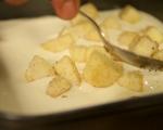 Ябълков сладкиш с крем сирене 9