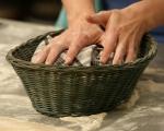 Пълнозърнест хляб без месене 4