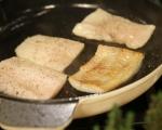 Риба с цитрусов сос и каперси 3