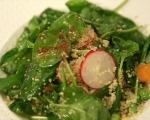 Пролетна салата с кускус 5