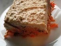 Сурова морковена торта