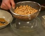 Супа от печени тиквички и нахут 2