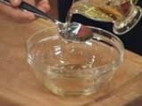 Зелева салата с оризово фиде 2