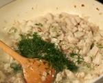 Спаначени палачинки с рагу от риба 5