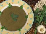 Супа от черен фасул