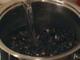 Супа от черен фасул 2