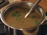 Супа от черен фасул 5