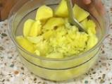 Пудинг с патладжани и картофи 2