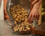 Пълнени с бобена салата тиквички 4