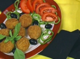 Пилешки кюфтенца с маслини