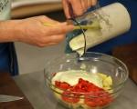 Картофена салата с дресинг от кашу 5