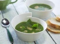 Зелена супа