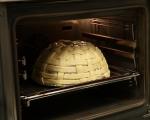 Тестена кошница за великденски яйца 8