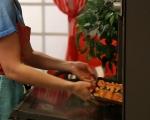 Печени моркови с ментово-лимонов сос 3