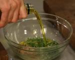 Печени моркови с ментово-лимонов сос 4