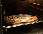 Пица с ягоди и козе сирене 7
