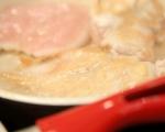 Пай с пилешко, спанак и ориз 2