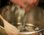 Картофена супа със зелен боб