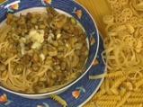 Спагети с патладжани