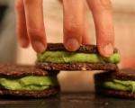 Вегански сладоледен сандвич 5