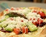 Шопска пица 9