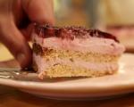 """Торта """"Бъз и къпина"""" 16"""
