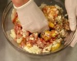 Пилешки кюфтета с доматен сос 4